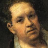 Cuadro: Autorretrato de Goya