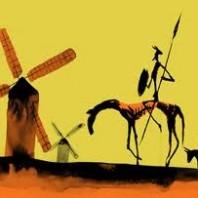 Cuento: El Quijote capítulo VIII