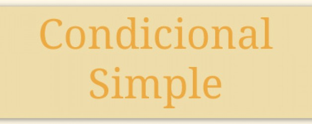Varios: condicional simple