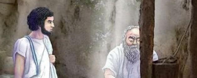 Cuento: El maestro y su discípulo